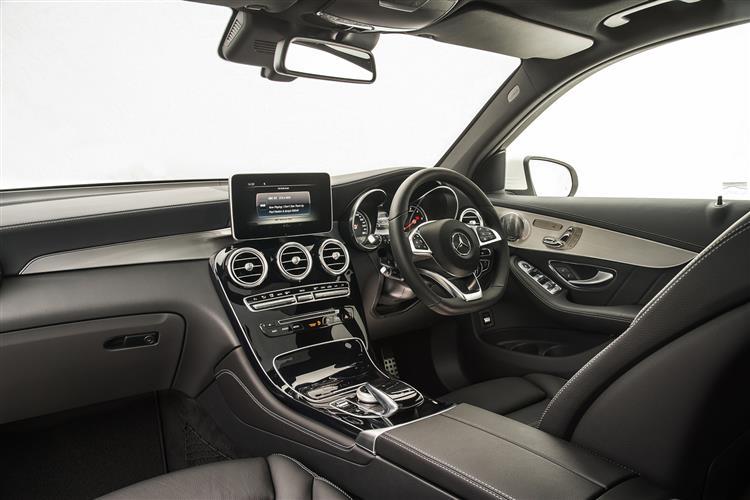 Mercedes Benz GLC GLC 220d 4Matic AMG Line 5dr 9G-Tronic