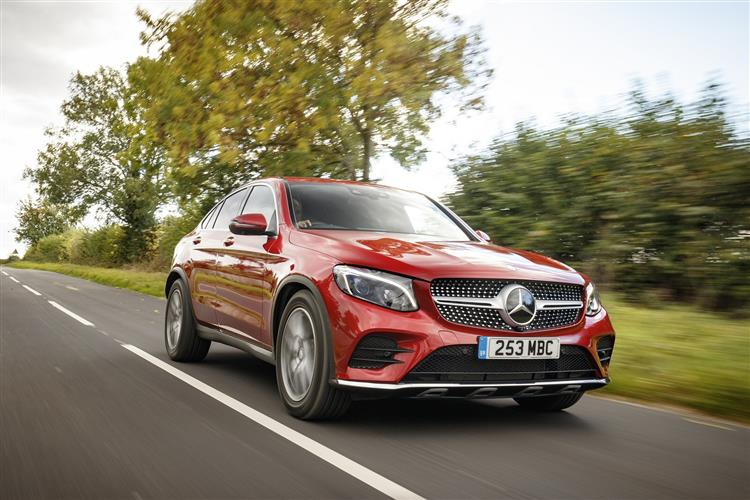 Mercedes-Benz GLC 300 d 4Matic Coupe 2020