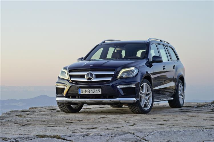 4X4 TO THE POWER OF G  MercedesBenz GLClass 2013 to 2015