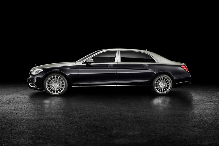 New Mercedes-Maybach S-Class review