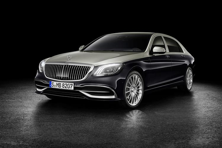 Mercedes Benz S CLASS S450L Grand Edition 4dr 9G-Tronic