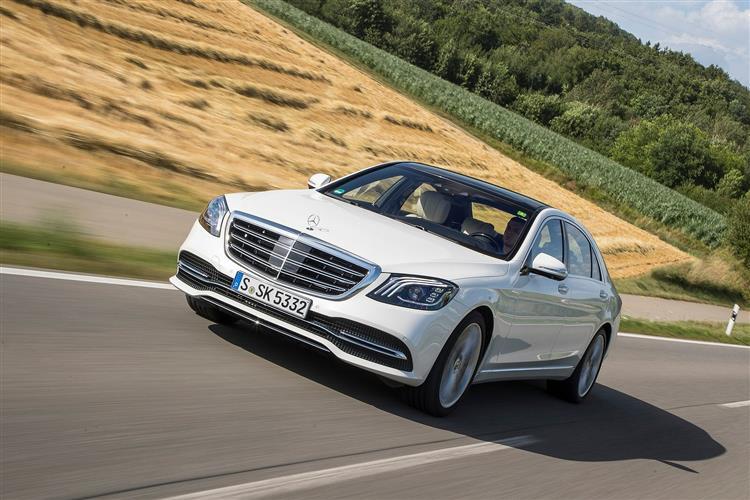 Mercedes Benz S CLASS S560e L AMG Line 4dr 9G-Tronic Leasing Deals