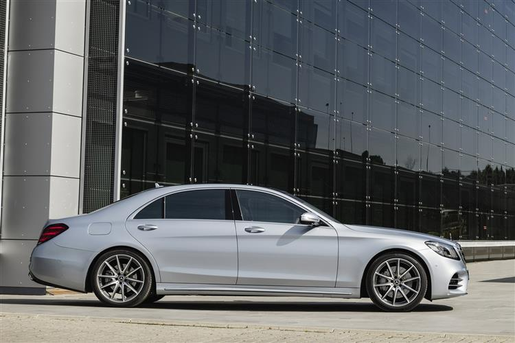 New Mercedes-Benz S-Class review
