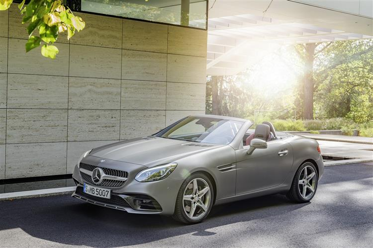 Mercedes Benz SL CLASS SL 400 Grand Edition 2dr 9G-Tronic