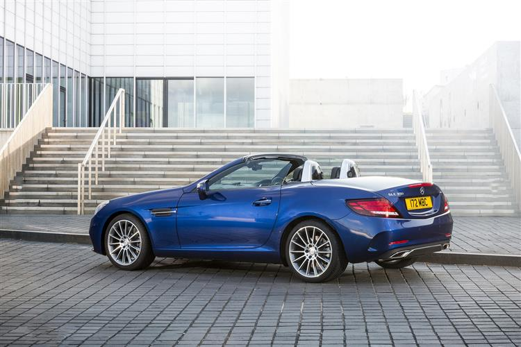Mercedes Benz Slc Finance And Leasing Deals Leaseplan
