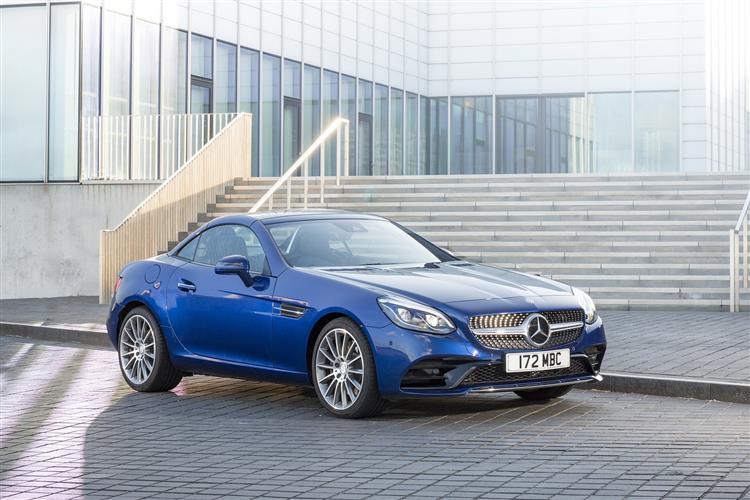 Mercedes Benz SLC SLC 200 Final Edition Premium 2dr 9G-Tronic