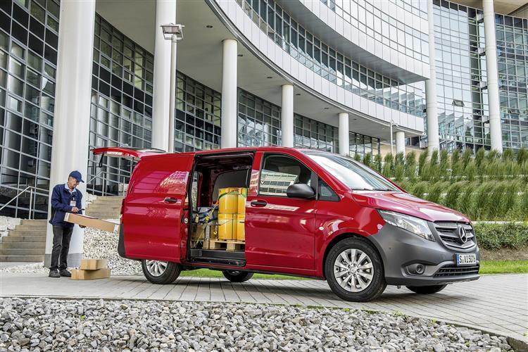 MERCEDES-BENZ VITO LONG DIESEL