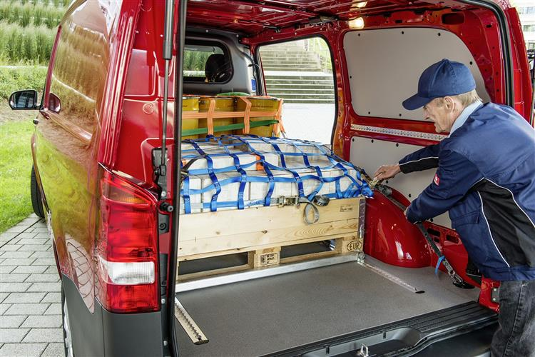 Mercedes Benz VITO 114CDI Van