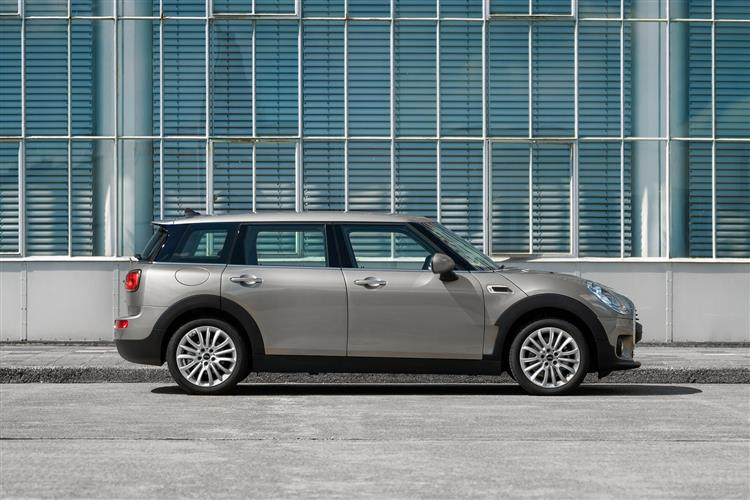 Nearly New 2018 18 Mini Clubman 15 Cooper 6dr Auto In Inverness