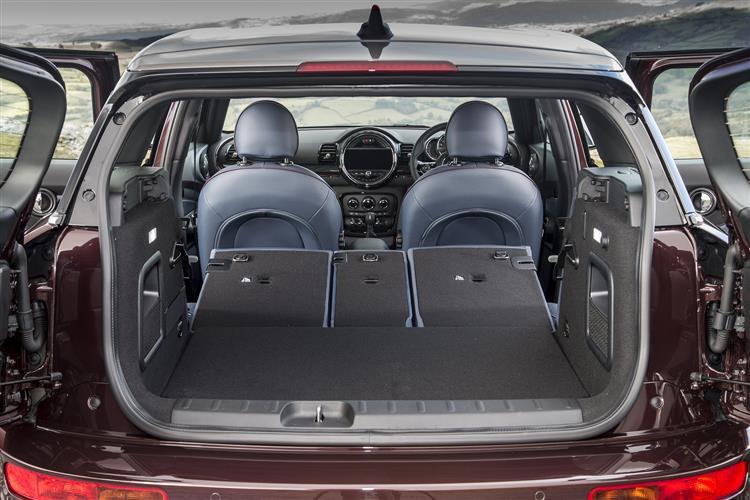 Mini CLUBMAN 2.0 Cooper S Sport 6dr [Comfort Pack]