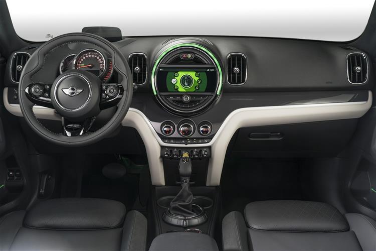 Mini COUNTRYMAN 2.0 Cooper S Classic 5dr Auto [Comfort Pack]