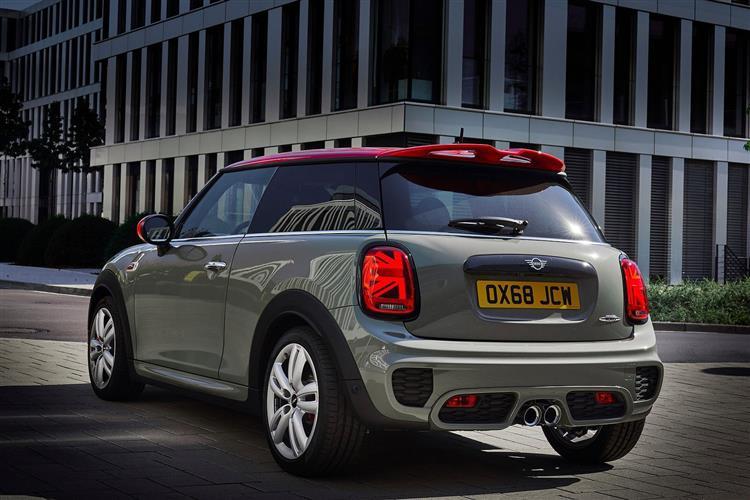 New Mini 3 Door Hatch John Cooper Works Review Exchange And Mart