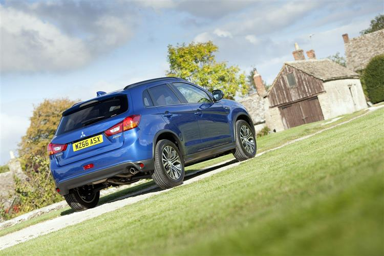 Mitsubishi ASX 2.0 Exceed 5dr