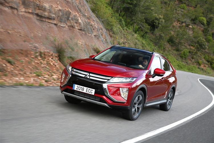 Mitsubishi ECLIPSE CROSS 1.5 Verve 5dr