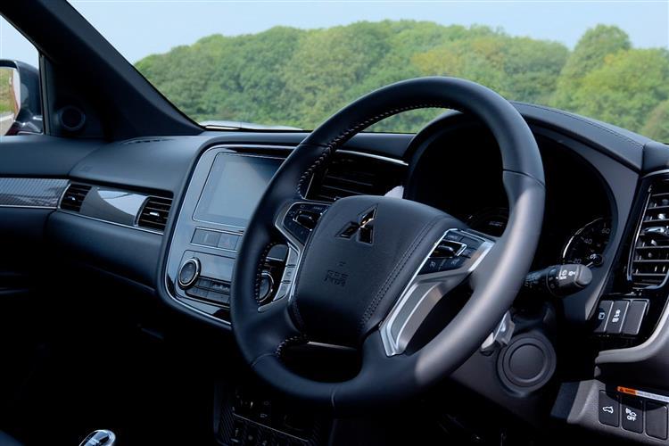 Mitsubishi OUTLANDER 2.0 Design 5dr CVT
