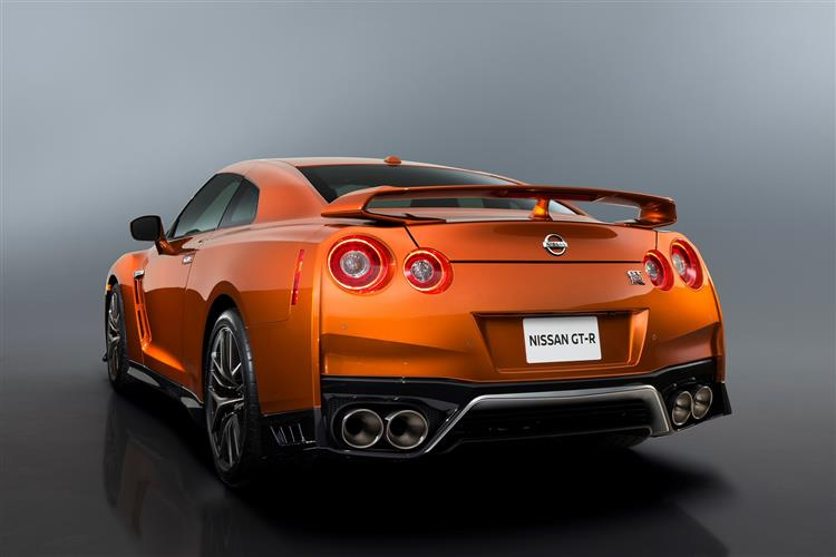 Nissan Gt R Coupe Special Edition 3.8 Track Edition Engineered By NISMO 2dr  Auto