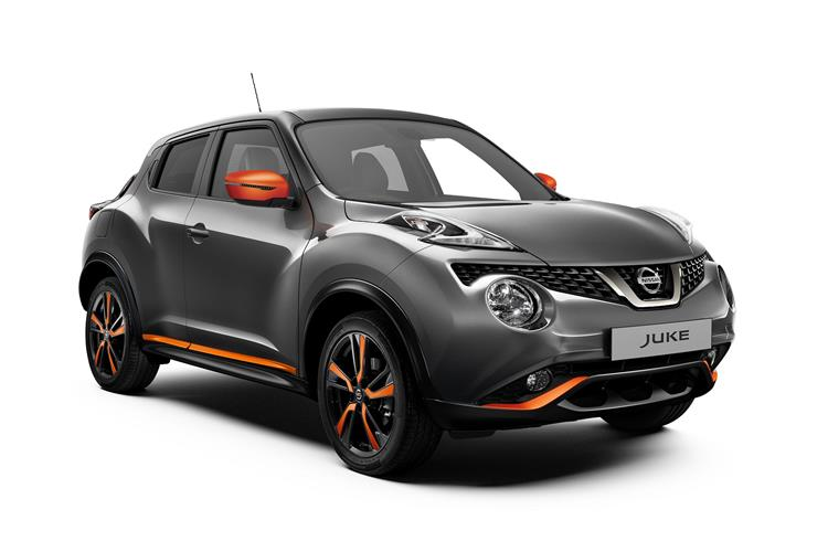 Nissan JUKE 1.5 dCi Bose Personal Edition 5dr