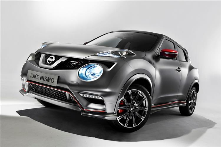 Used 2016 66 Nissan Juke 1 6 Dig T Nismo Rs 5dr In Warrington