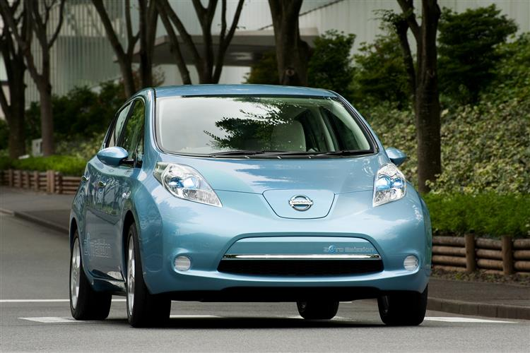New Nissan LEAF (2011   2013) Review