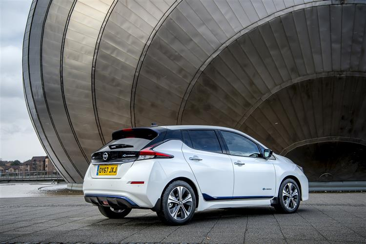Nissan LEAF N-Connecta 5dr Auto