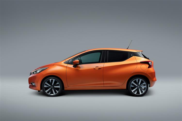 Nissan MICRA 1.0 IG-T 100 Acenta 5dr Xtronic