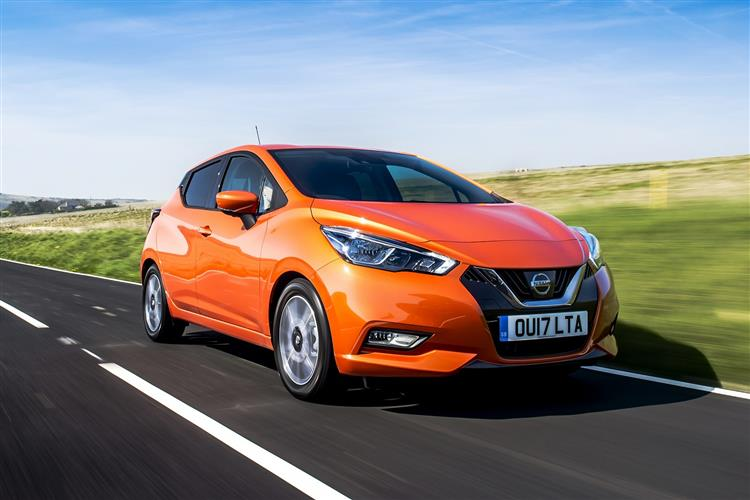 nissan micra n sport private lease