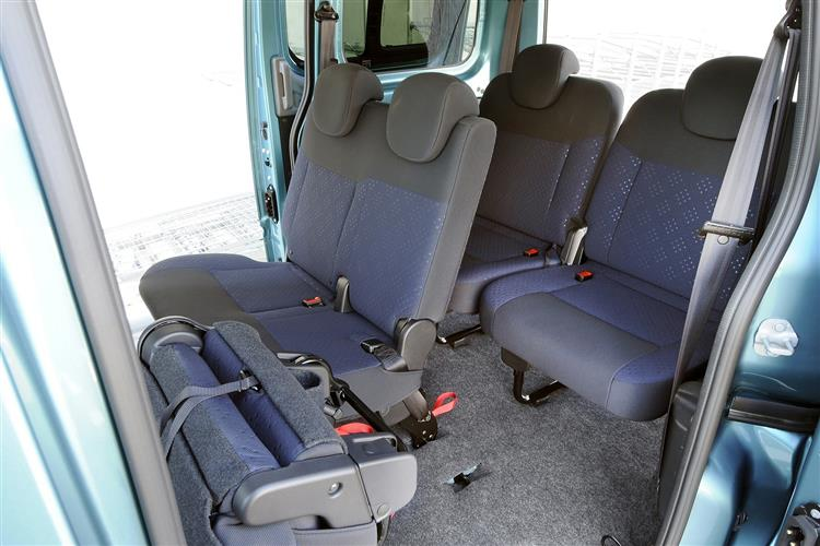 New Nissan NV200 Combi review