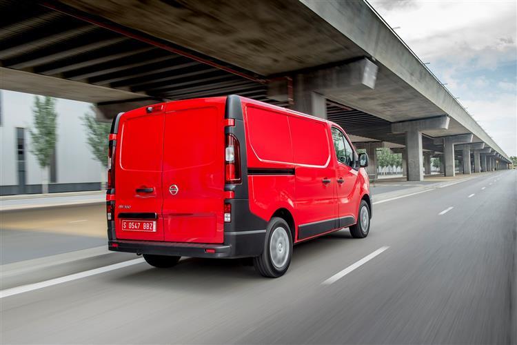 Nissan NV300 1.6 dCi 120ps H1 Visia Van