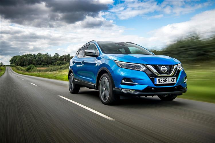 Nissan QASHQAI 1.3 DiG-T N-Connecta [Glass Roof Pack] 5dr