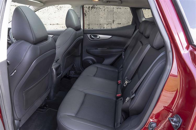 Nissan QASHQAI 1.5 dCi [115] N-Motion 5dr