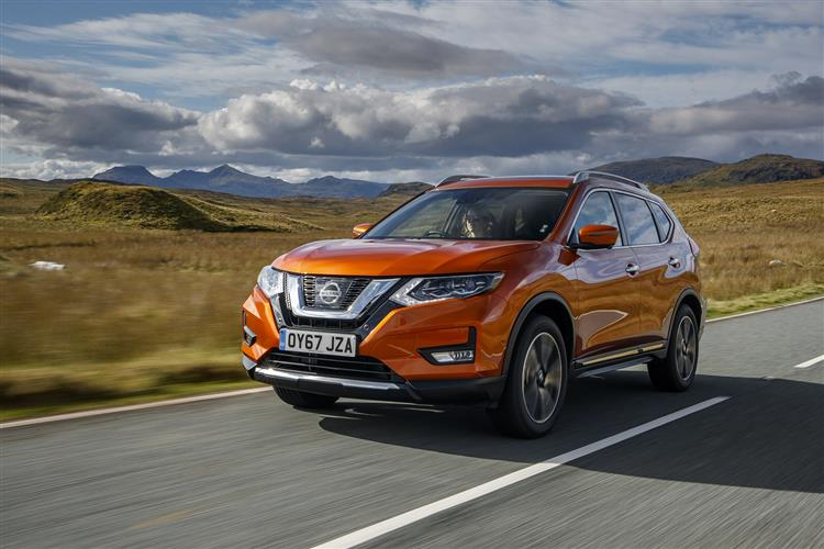 Nissan X-TRAIL 1.7 dCi Visia 5dr [7 Seat]