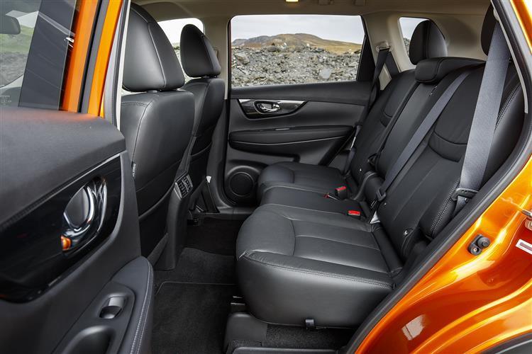 Nissan X-TRAIL 1.7 dCi Acenta Premium 5dr 4WD