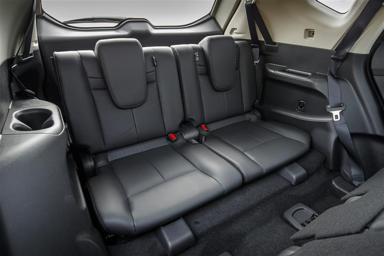 Nissan X-TRAIL 1.7 dCi N-Connecta 5dr 4WD [7 Seat]