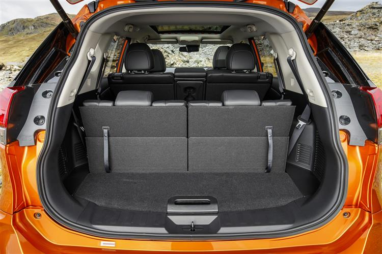 Nissan X-TRAIL 1.7 dCi Visia 5dr