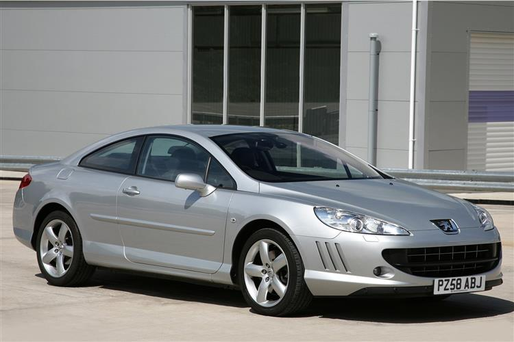 New Peugeot 407 Coupe (2005 - 2011) review