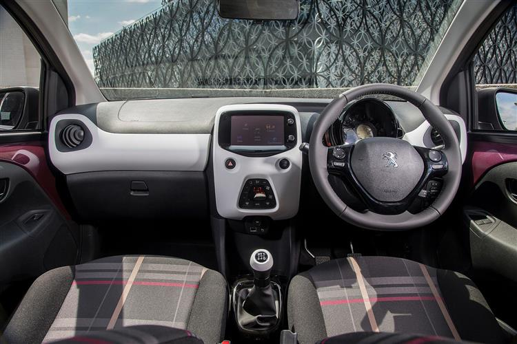 Peugeot 108 1.0 72 Active 5dr