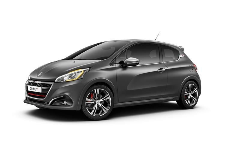 Peugeot 208 Finance And Leasing Deals - LeasePlan