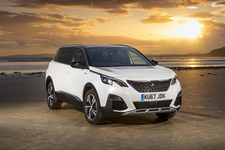 Peugeot 5008 1.5 BlueHDi Active 5dr