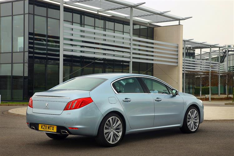 New Peugeot 508 (2011 - 2014) review