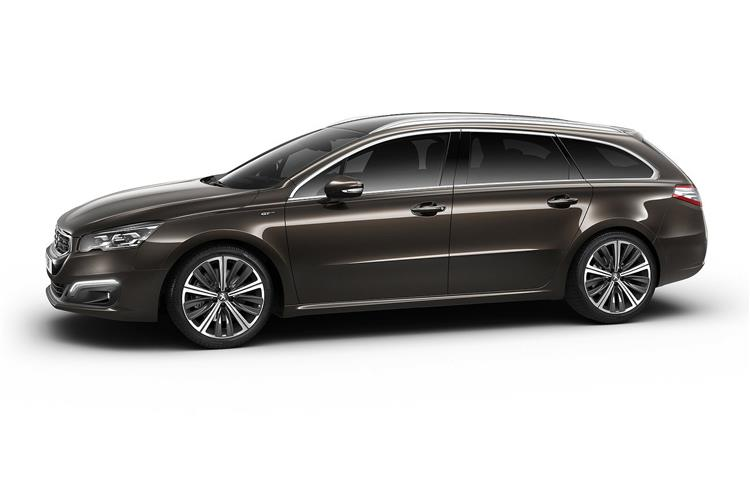Peugeot 508 Finance And Leasing Deals - LeasePlan