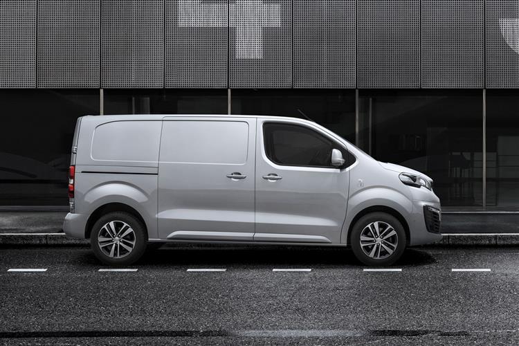 bdfcb44907 Brand New 19 Plate Peugeot Expert 1000 1.6 BlueHDi 115 Professional Van