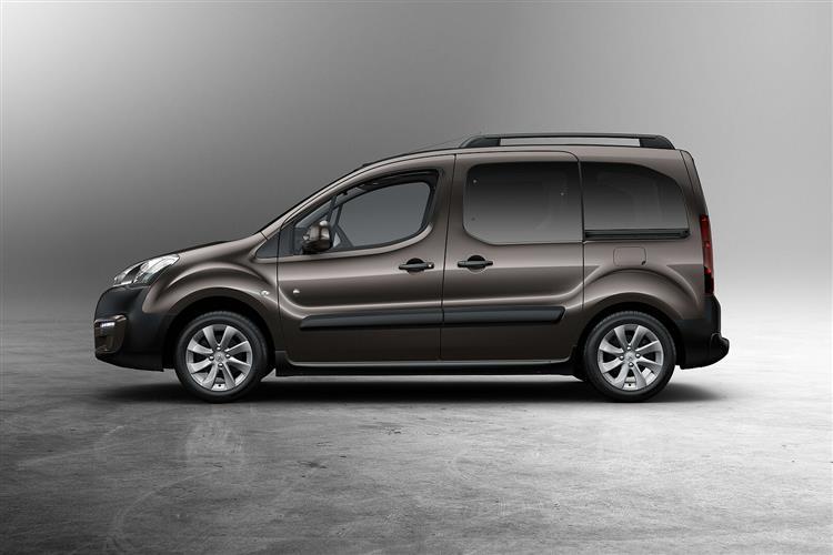 New Peugeot Partner Tepee (2008 - 2015) review