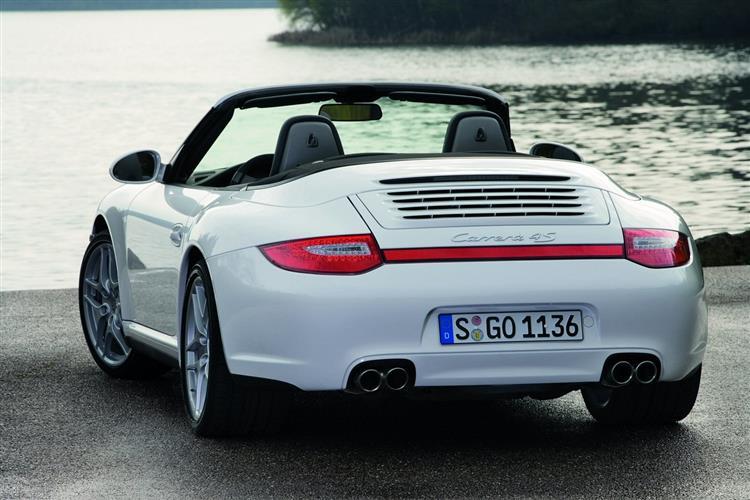 New Porsche 911 Cabriolet (997 Series) (2004 - 2012) review