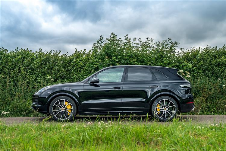 Porsche Cayenne Finance And Leasing Deals - LeasePlan