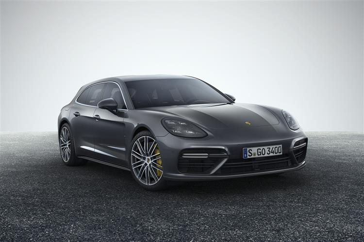 Porsche PANAMERA 2.9 V6 4 [5 seats] 5dr PDK