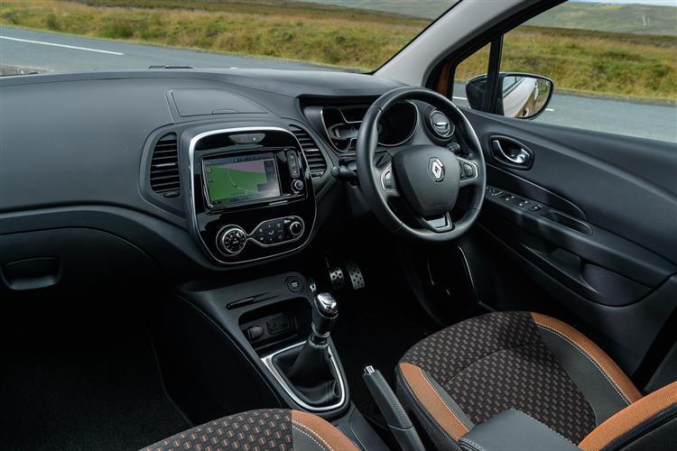 Renault CAPTUR 0.9 TCE 90 GT Line 5dr