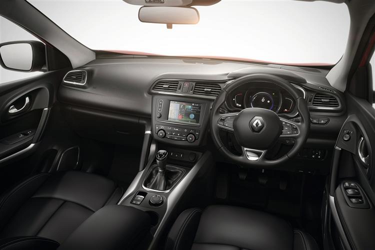 Renault KADJAR 1.5 Blue dCi GT Line 5dr