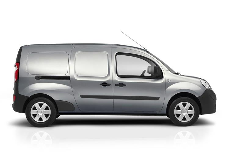 New Renault Kangoo Van (2010 - 2013) review