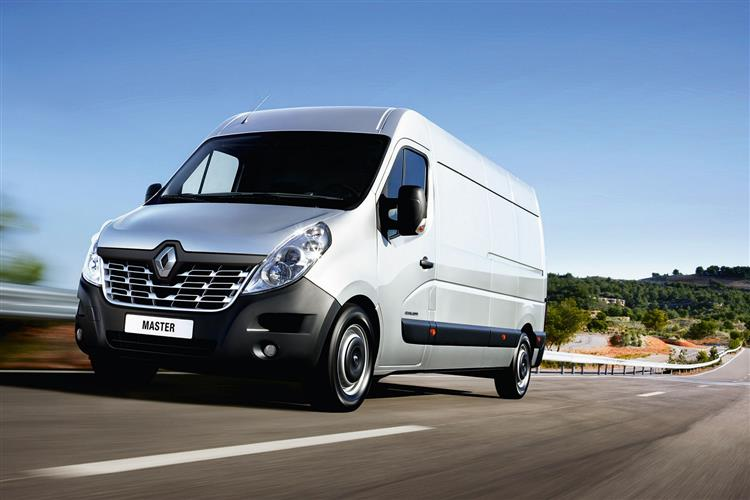 Renault MASTER SL35 ENERGY dCi 110 Business Low Roof Van