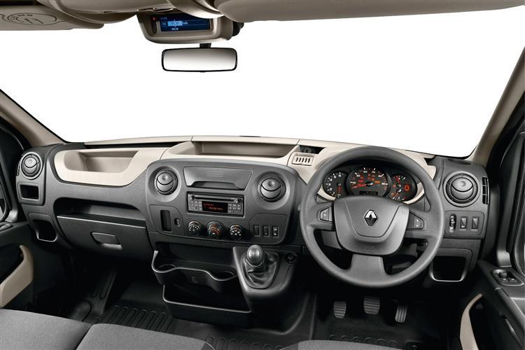 Renault MASTER SL35 ENERGY dCi 110 Business Low Roof Van